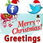 6 Merry Christmas Greetings in Hindi for Facebook Status & Messages