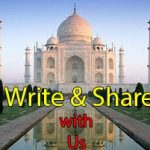 Write & Share Your Stories with US