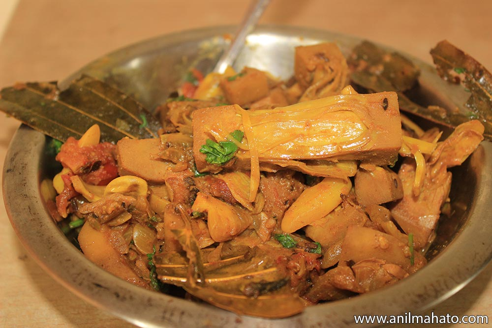 How to Make JackFruit Curry Indian Style ( Recipes + Video)