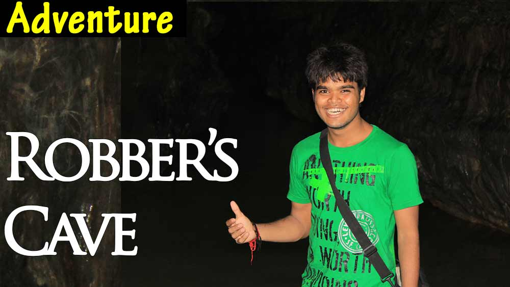 Robber's Cave Dehradun (Guchhupani) Adventure Video & Guides Complete Escape)