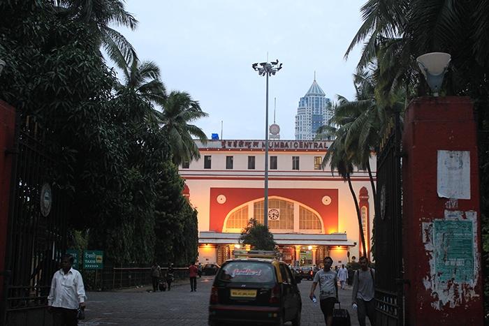 Mumbai Centrail Railway Station